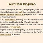 13 Fault Near Kingman