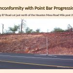 21 Unconformity with Point Bar Progression