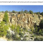 Barry Jones Gila County Geology - Coconino Sandstone file 10