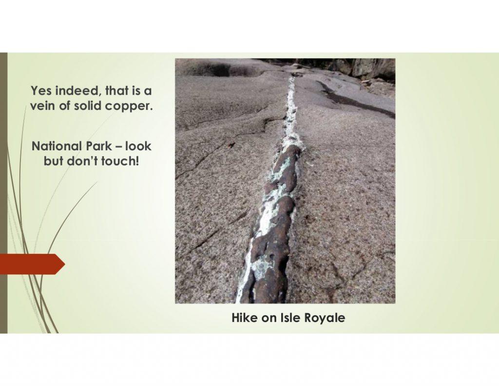 44 Rock Hounding - Upper Peninsula