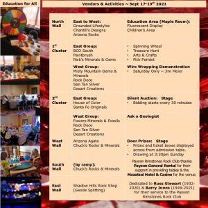 Vendors & Activities